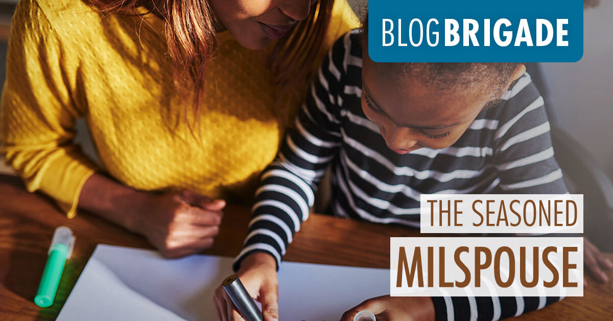 The Seasoned MilSpouse