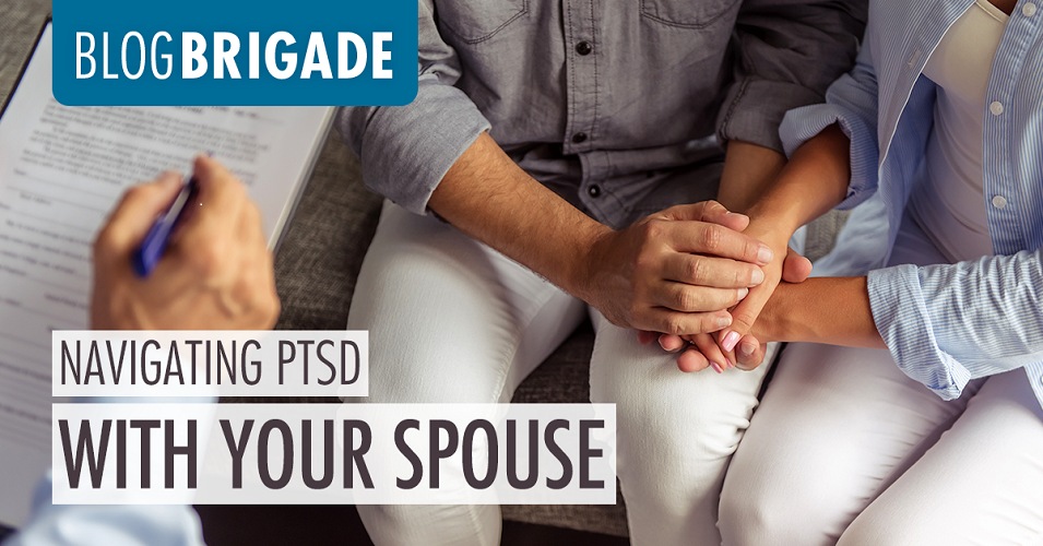 Navigating PTSD with Your Spouse