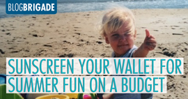 Sunscreen Your Wallet for Summer Fun on a Budget